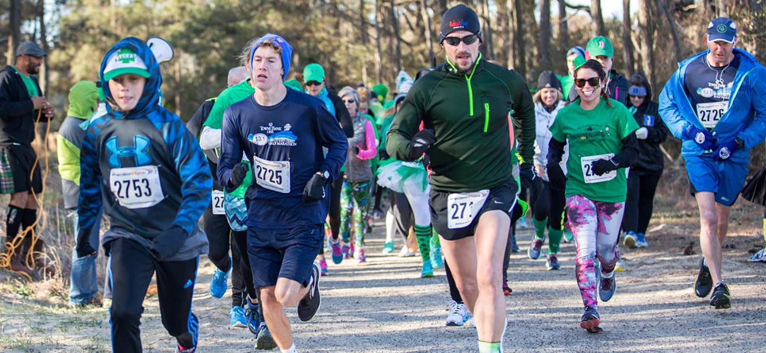 Running of the Leprechauns