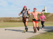 Outer Banks Sporting Events, Flying Pirate Half Marathon & First Flight 5K